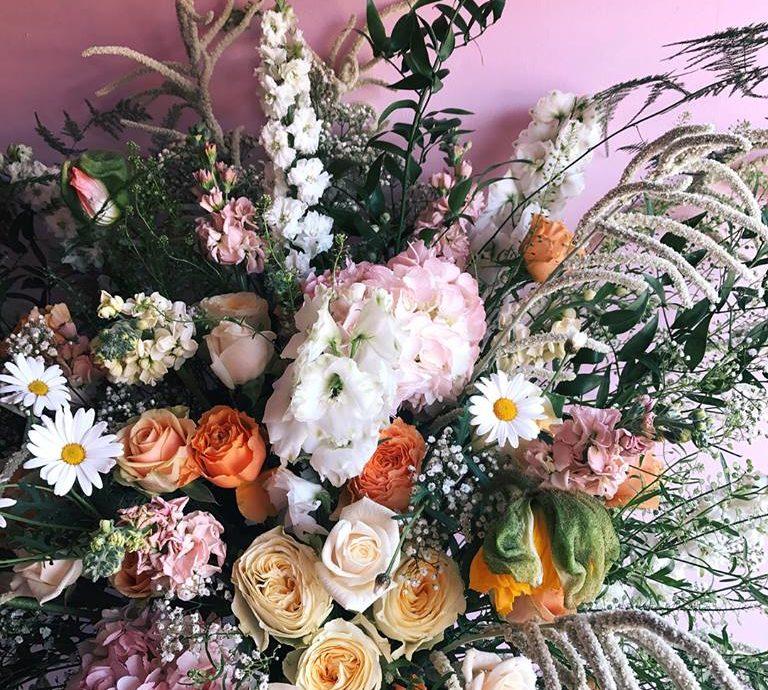 FEMALES IN FOCUS: SAPPHIRE BATES, THE FLOWER ARRANGER